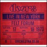 The Doors - LIVE IN NY (Vinyl)