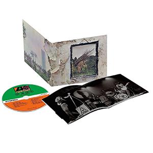 Led Zeppelin Iv Remastered Original Cd Mascom
