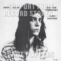 Patti Smith - Hey Joe/Piss Factory RSD 2017 [VINYL]