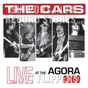 The Cars - Live At The Agora,1978 Rsd 2017 [VINYL]