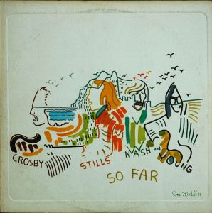 Crosby, Stills & Nash - So Far (Vinyl)