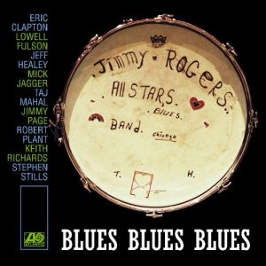 The Jimmy Rogers All Stars - Blues Blues Blues (Vinyl)
