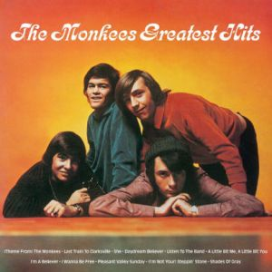 The Monkees - Monkees Greatest Hits (Orange & Yellow mix Vinyl)