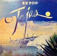 ZZ Top - Tejas by ZZ Top (1988-03-17) (Purple Vinyl)