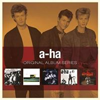 A-HA - ORIGINAL ALBUM SERIES