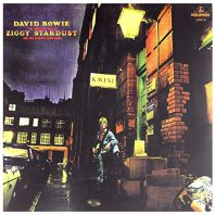 The Rise and Fall Of Ziggy Stardust (Limited Gold Vinyl)