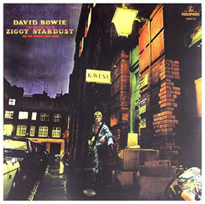 David Bowie - The Rise and Fall Of Ziggy Stardust (Limited Gold Vinyl)