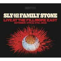 Sly & The Family Stone - Live At The Fillmore [VINYL]