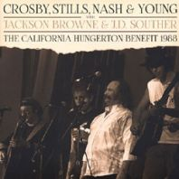 Crosby, Stills & Nash - California Hungerton Benefit 1988 [VINYL]