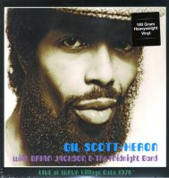 Gil Scott Heron - Live at WRVR Village Gate, NYC 1976 [180g VINYL]