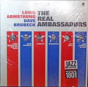 Louis Armstrong - The Real Ambassadors[VINYL]