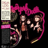 New York Dolls - Live At Radio Luxembourg, Paris 1973[VINYL]