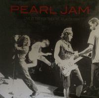 Pearl Jam - Live at the Fox Theatre, Atlan [VINYL]
