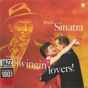Frank Sinatra - Songs for Swingin' Lovers (180g) [VINYL]