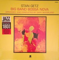 Stan Getz - Big Band Bossa Nova [VINYL]