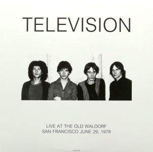 Television - Live at Old Waldorf in San Fra [VINYL]