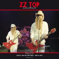 ZZ Top - Lowdown: Live At The Capitol Theatre, New Jersey June 15, 1980 [VINYL]