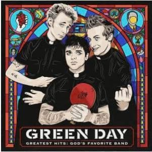 Green day - Greatest Hits: God's Favorite Band [Explicit]