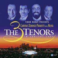Carreras/Domingoo/Pavaroti - Three Tenors Concert 1994 [VINYL]