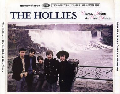 The Hollies - The Clarke, Hicks & Nash Years: The Complete Hollies