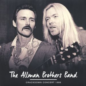 Allman Brothers Band - The Crackdown Concert [VINYL]