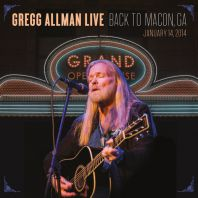 Allman Brothers Band - Gregg Allman Live: Back To Macon, GA [VINYL]