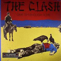 The Clash - Give'em Enough Rope [VINYL]