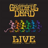 Grateful dead - The Best Of-Live Vol. 1: 1969-1977 (Vinyl)