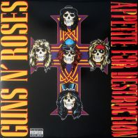 Guns N Roses - Appetite For Destruction [VINYL]
