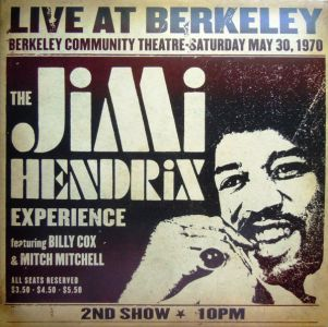 Jimi Hendrix - Live At Berkeley [VINYL]