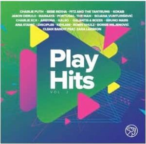 Razni izvođači - Play Hits Vol.2