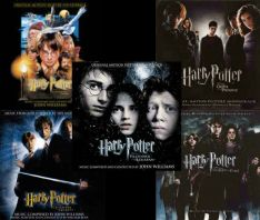 "Various Artists - Harry Potter ""I-V"" (Vinyl box)"