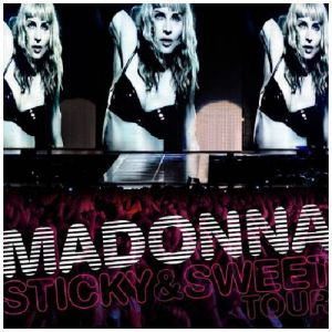 Madonna - Madonna: Sticky & Sweet Tour [Blu-ray]