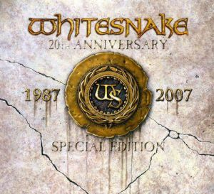 Whitesnake - 1987: 20th Anniversary Collectors Edition (CD & DVD)