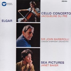 Elgar: Cello Concerto, Sea Pictures (LP) [VINYL]