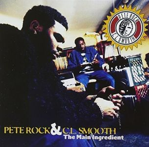 Pete Rock & C.L. Smooth - The Main Ingredient [VINYL] Best of