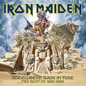 Iron Maiden - Somewhere Back In Time [VINYL]