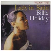 Billie Holiday - Lady In Satin (remaster lp booklet)