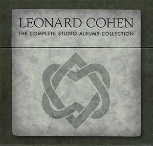 Leonard Cohen - Complete Studio Albums Collection Box