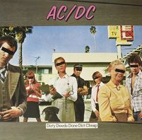 AC/DC - Dirty deeds done dirty cheap (Vinyl)