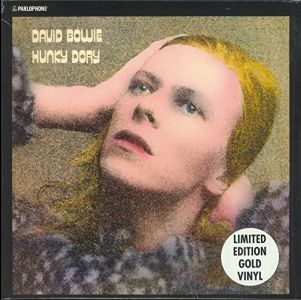 David Bowie - Hunky Dory (Limited Gold Vinyl)