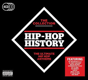 Various Artists - Hip-Hop History: The Collection [Explicit]