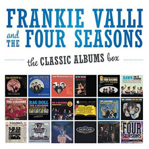 Frankie Valli & The Four seasons - The Classic Albums Box