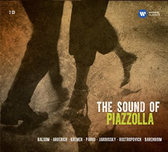 Astor Piazzolla - The Sound of Piazzolla