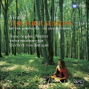 Anne-Sophie Mutter - Vivaldi: Four Seasons (LP) [VINYL]