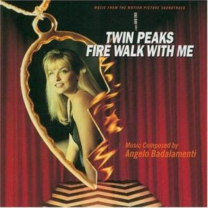 Twin Peaks - Fire Walk With Me VINYL