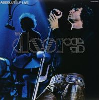 The Doors - Absolutely Live (Black Friday 2017) [Blue VINYL]
