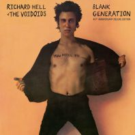 Richard Hell & The Voidoids - Blank Generation (40th Anniversary) Black Friday2017.