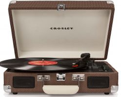 Gramofon Crosley Executive - Tweed/ Black