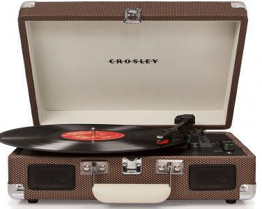 Crosley - Gramofon Crosley Executive - Tweed/ Black